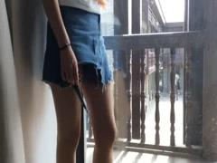 1-蒙眼美女酒店【大爷日】开房放得开骚话连篇